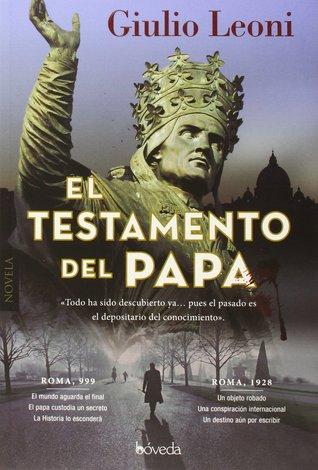 El testamento del Papa Giulio Leoni