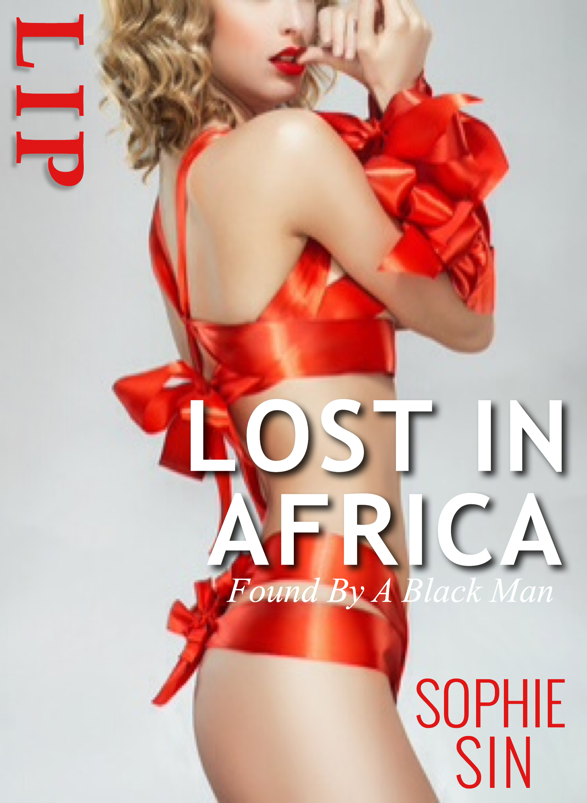Lost In Africa: Found By A Black Man Sophie Sin