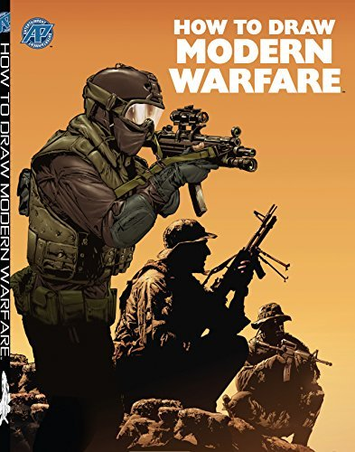 How to Draw Modern Warfare David Hutchison