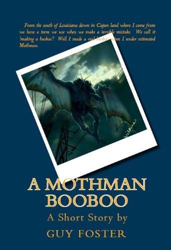 A Mothman BooBoo Guy Foster