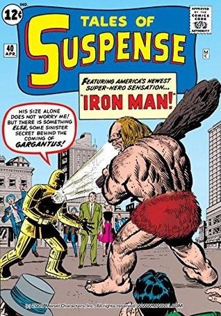 Tales of Suspense #40 Stan Lee