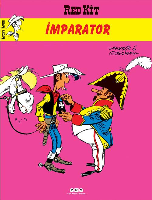 İmparator - Red Kit #66  by  René Goscinny