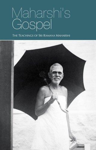 Maharshis Gospel Ramana Maharshi