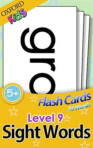 Sight Words Level 9 Flash Cards  by  Oxford