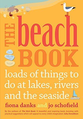 The Beach Book Jo Schofield