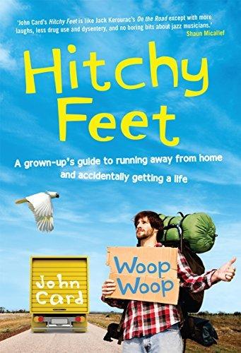 Hitchy Feet John Card