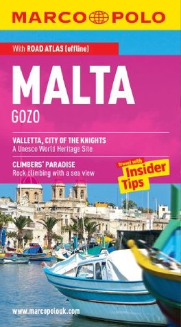 Malta Marco Polo Guide Klaus Bötig
