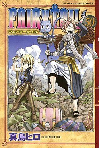 Fairy Tail, Vol. 50 (Fairy Tail, #50)  by  Hiro Mashima