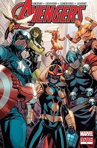 Avengers: Heroes Welcome #1 Brian Bendis