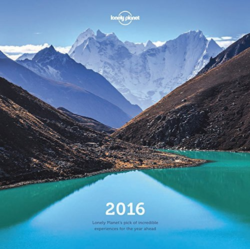 Lonely Planet Wall Calendar 2016  by  Lonely Planet
