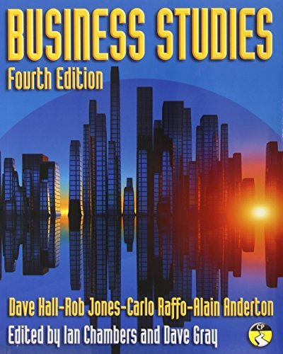 Business Studies.  by  Dave Hall
