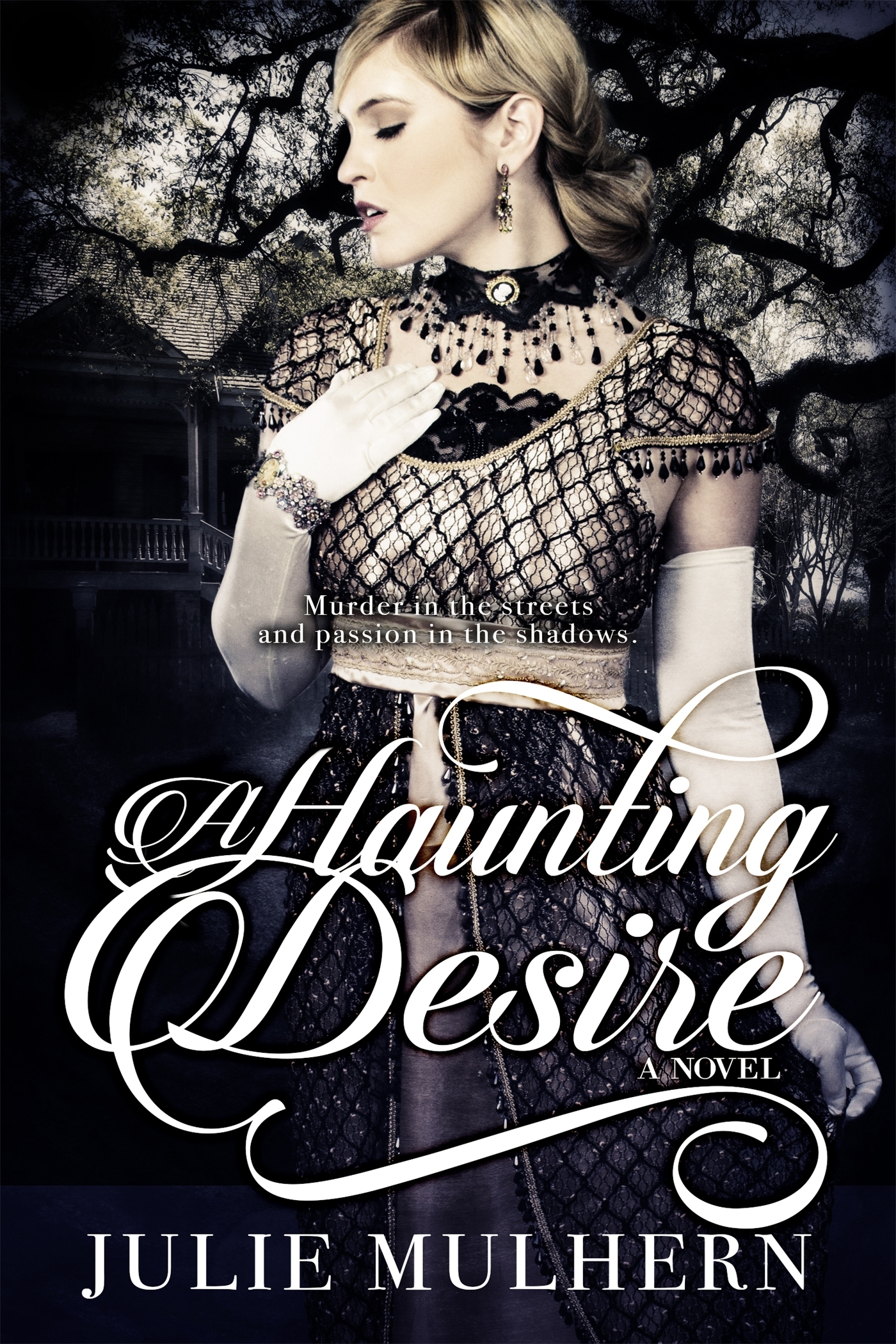 A Haunting Desire Julie Mulhern