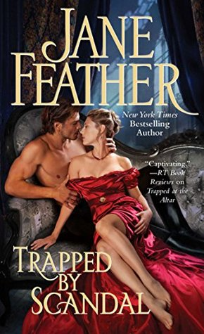 Trapped Scandal by Jane Feather