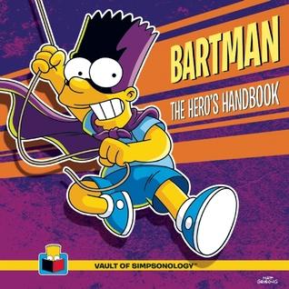 Bartman: The Superheros Handbook  by  Matt Groening