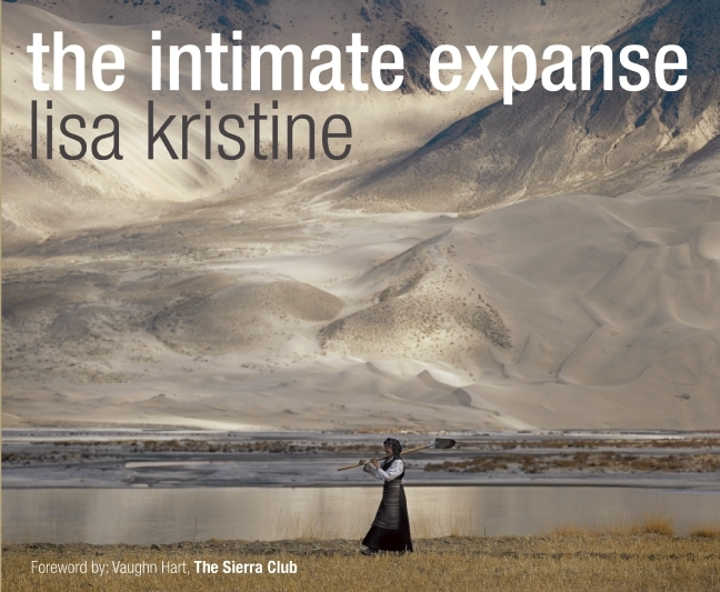 The Intimate Expanse  by  LISA KRISTINE