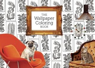 The Wallpaper Coloring Book  by  Natalia Price-Cabrera