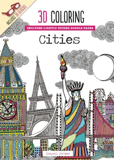 3D Coloring Cities Hannah Davies