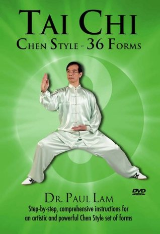 Tai Chi - Chen Style 36 Forms NOT A BOOK