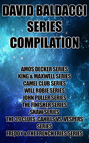 DAVID BALDACCI: SERIES COMPILATION READING ORDER  by  Bookdays