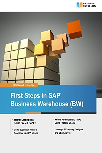 First Steps in SAP Business Warehouse Gerardo di Giuseppe