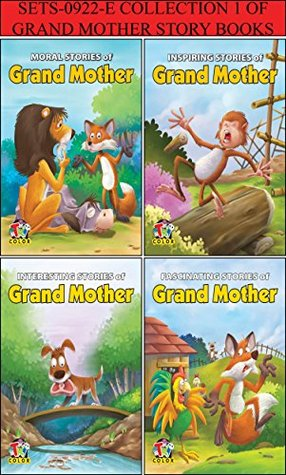 COLLECTION 1 OF GRAND MOTHER STORY BOOKS  by  Anita Gupta