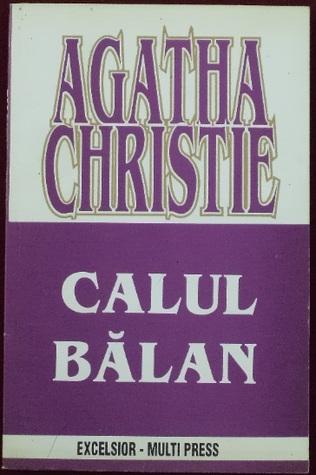Calul Bălan (Ariadne Oliver #5)  by  Agatha Christie