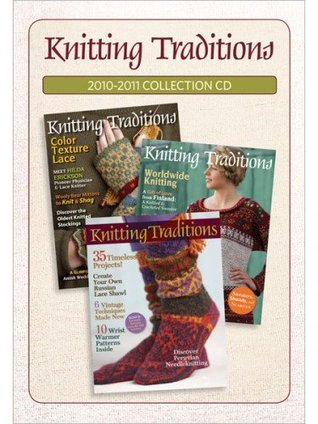 Knitting Traditions 2010-2011 Collection CD INTERWEAVE