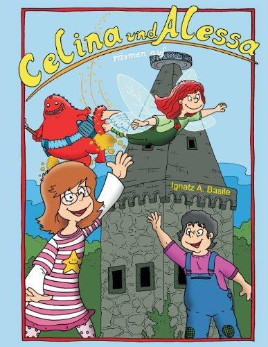 Celina und Alessa: räumen auf  by  Ignatz Basile
