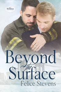 Beyond the Surface (The Breakfast Club, #1)  by  Felice Stevens