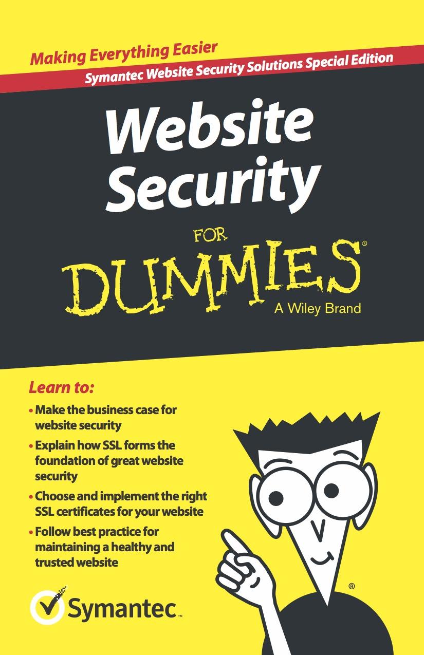 Website Security for Dummies symantec
