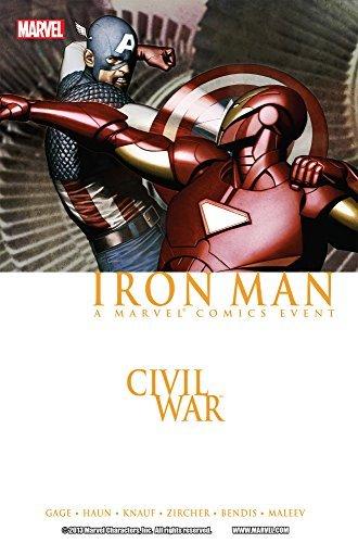 Civil War: Iron Man Brian Michael Bendis