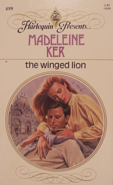 The Winged Lion (Harlequin Presents #699)  by  Madeleine Ker
