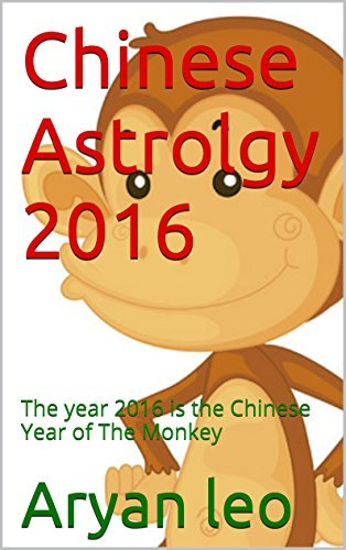 Chinese Astrolgy 2016: The year 2016 is the Chinese Year of The Monkey  by  Aryan leo