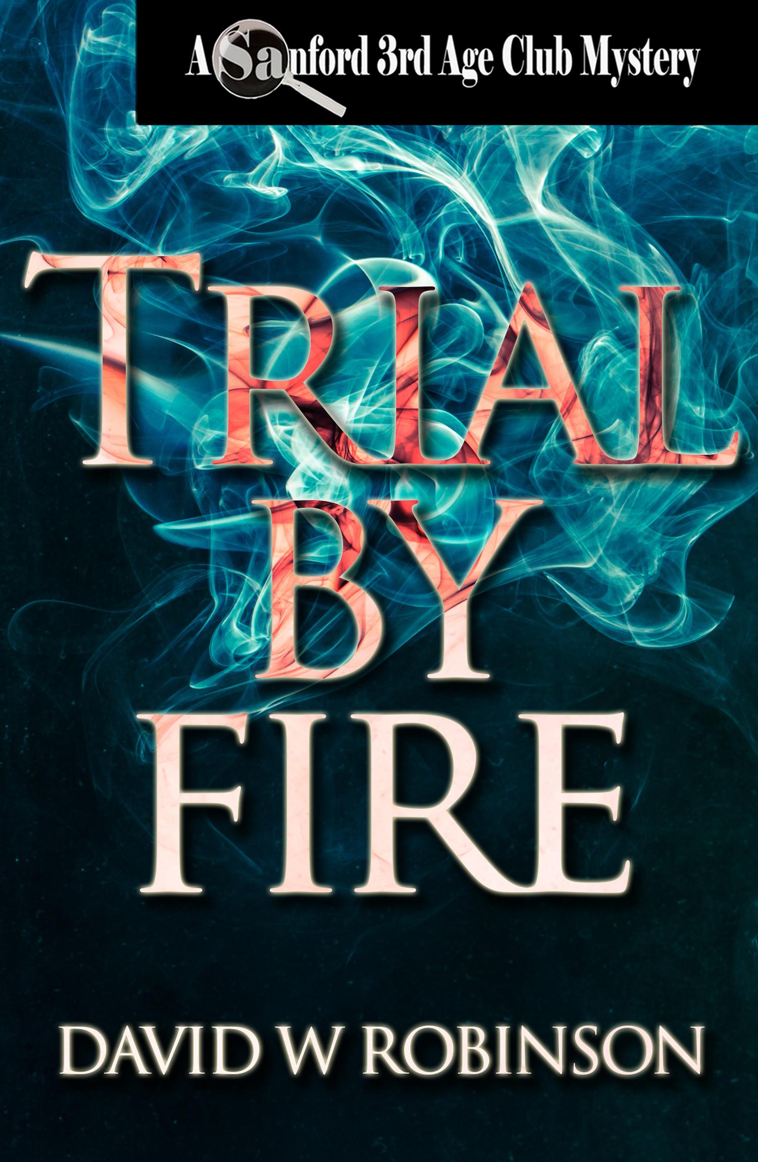 Trial  by  Fire by David W.  Robinson