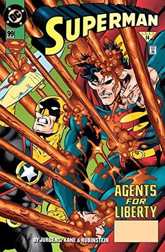 Superman (1986-) #99  by  Dan Jurgens