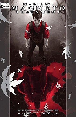 X-Men: Magneto - Testament #1 (of 5) Greg Pak