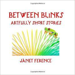 Between Blinks: Artfully Short Stories  by  Janet Ference