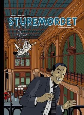 Stieg Trenters Sturemordet  by  Jakob Nilsson