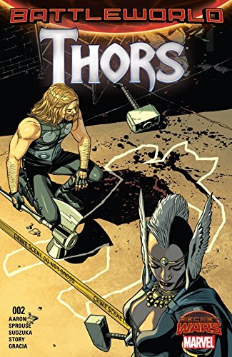 Thors (2015-) #2  by  Jason Aaron