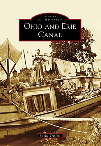 Ohio and Erie Canal  by  Boone Triplett