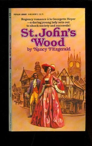 St. Johns Wood  by  Nancy Fitzgerald
