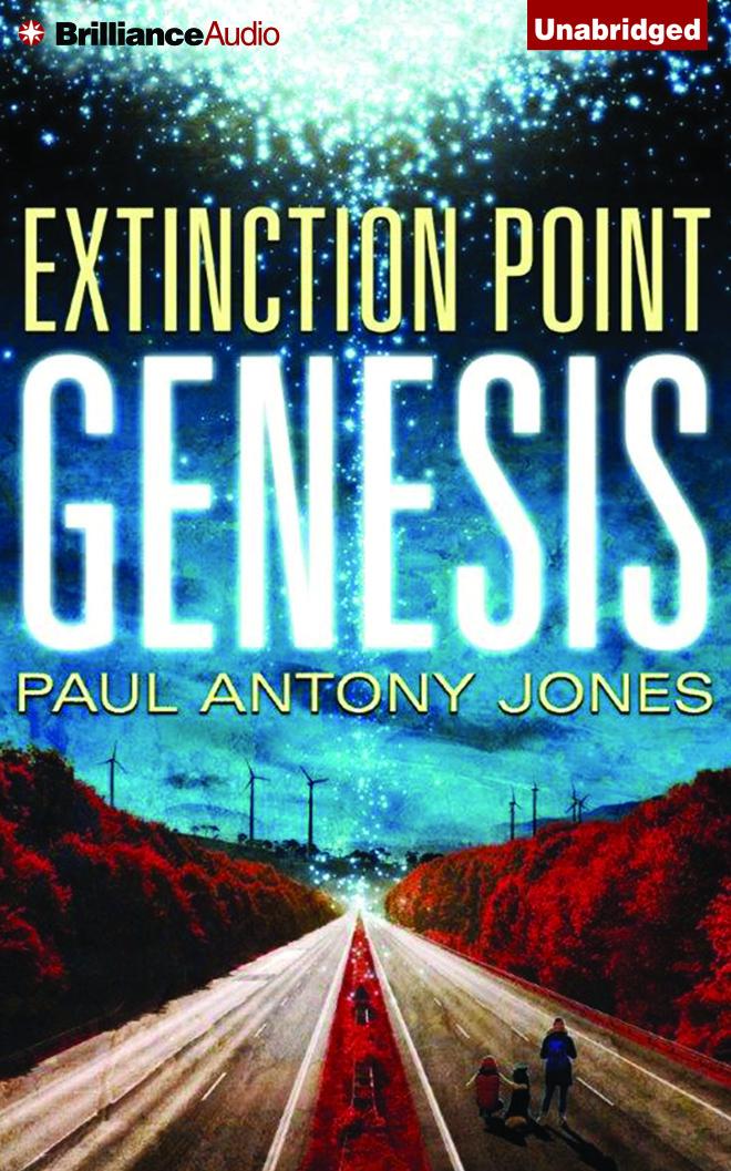 Genesis Paul Antony Jones