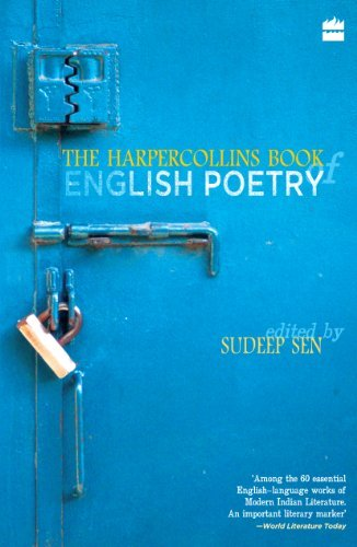 THE HARPERCOLLINS BOOK OF ENGLISH POETRY Sen Sudeep