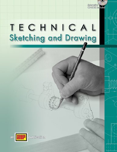 Technical Sketching and Drawing American Technical Publishers