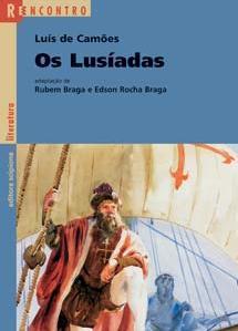 Os Lusíadas - Coleção Reencontro Luís Vaz de Camões