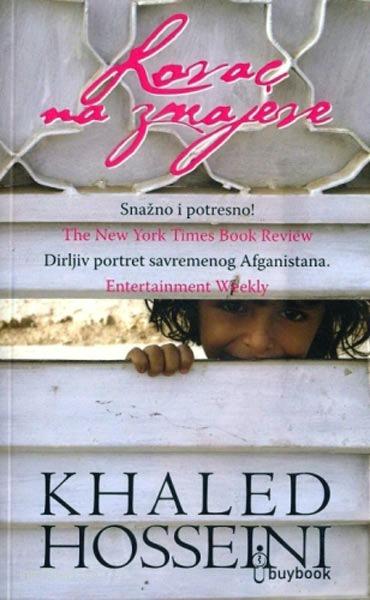 Lovac na zmajeve Khaled Hosseini