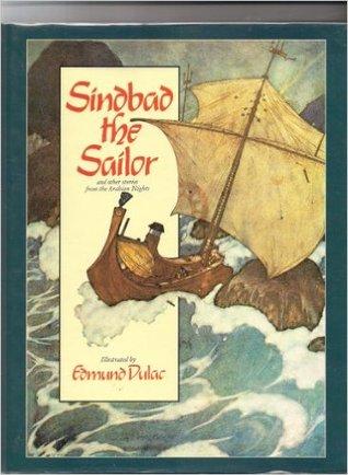 Sindbad the Sailor  by  Edmund Dulac