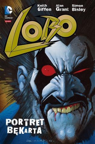 Lobo - Portret bękarta  by  Keith Giffen