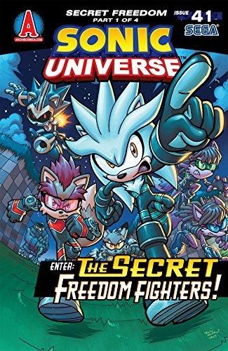 Sonic Universe #41  by  Ian Flynn