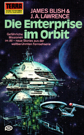 Die Enterprise im Orbit  by  James Blish